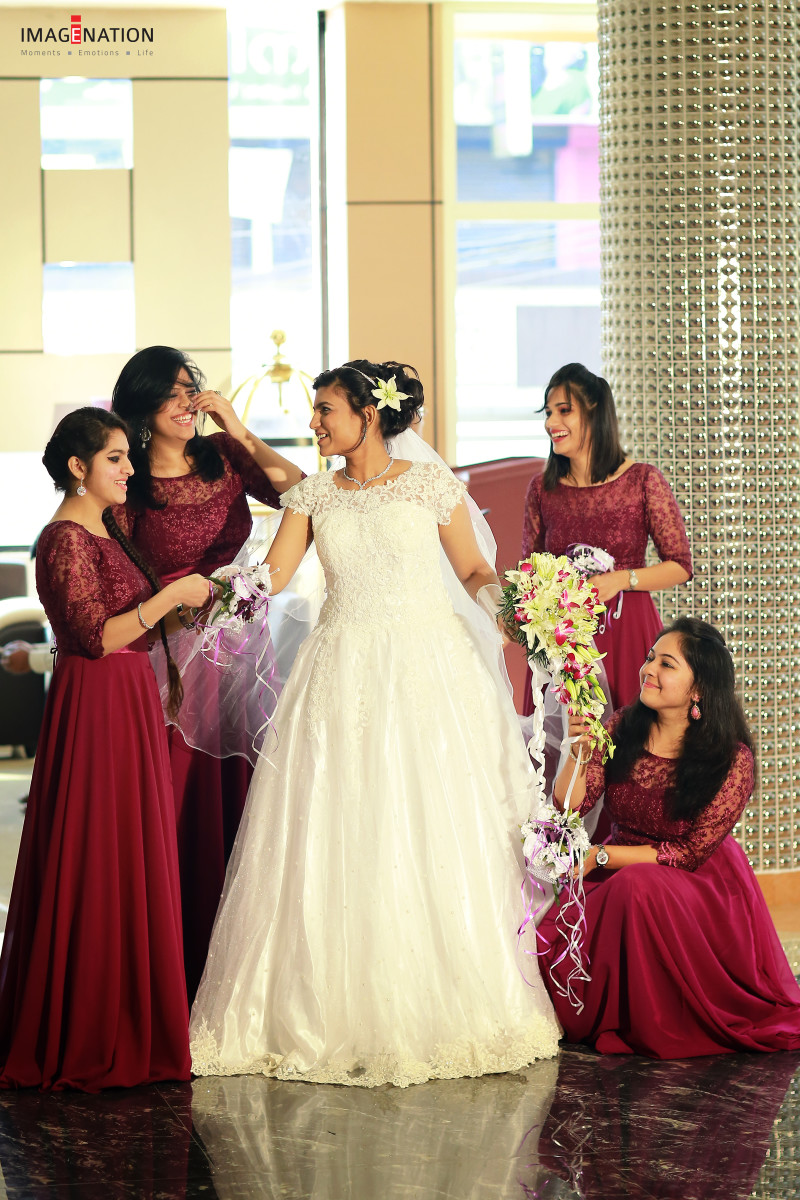 Wedding Gown | Wedding Gowns in Kochi | Wedding Gown Designers