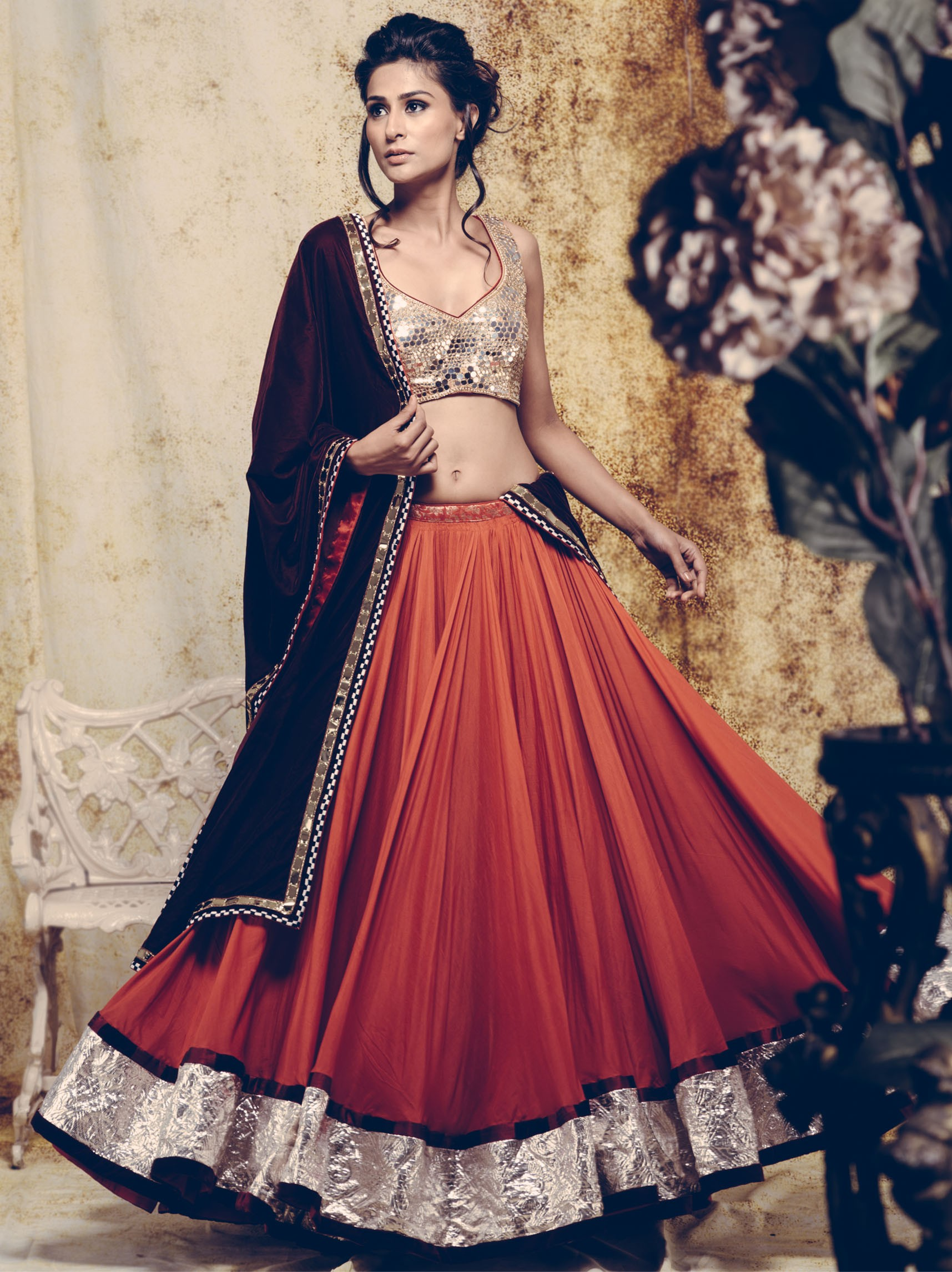 Lehenga Designs For Sangeet Nights Indian Bridal Attire