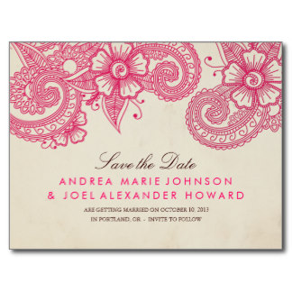 Invite In Style Guide To The Ultimate Wedding Invite - Save the date indian wedding templates free