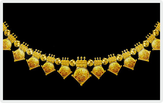 The Complete Jewellery Set For A Kerala Hindu Wedding