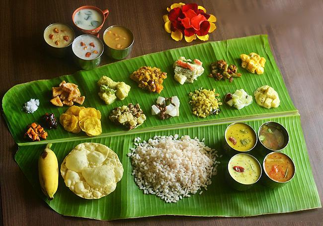 Sadhya The Kerala Wedding Feast Extravaganza