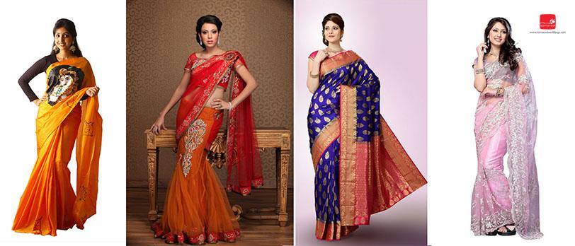 c275f72834 Bridal Saree: Changing Trends in Wedding Sarees