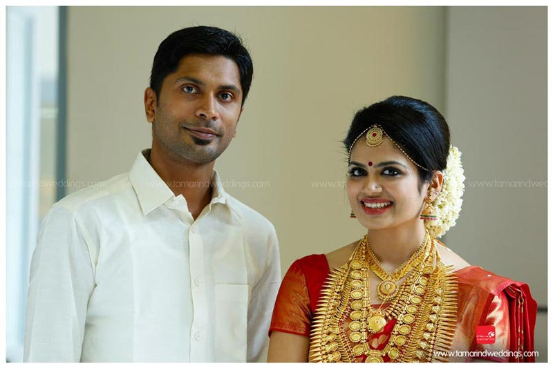 Kerala Wedding Reception