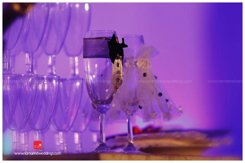 Themed Reception Decor